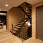 Akatsuki Niseko Chalet Stairs