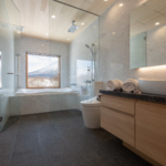 Boga Niseko Master Bathroom