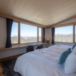 Boga Niseko Master Bedroom1