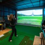 HakuVillas Golf Simulator