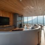 HakuVillas Penthouse Living Room