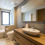 Hakuchozan Niseko Bathroom