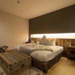 Hakuchozan Niseko Master Bedroom