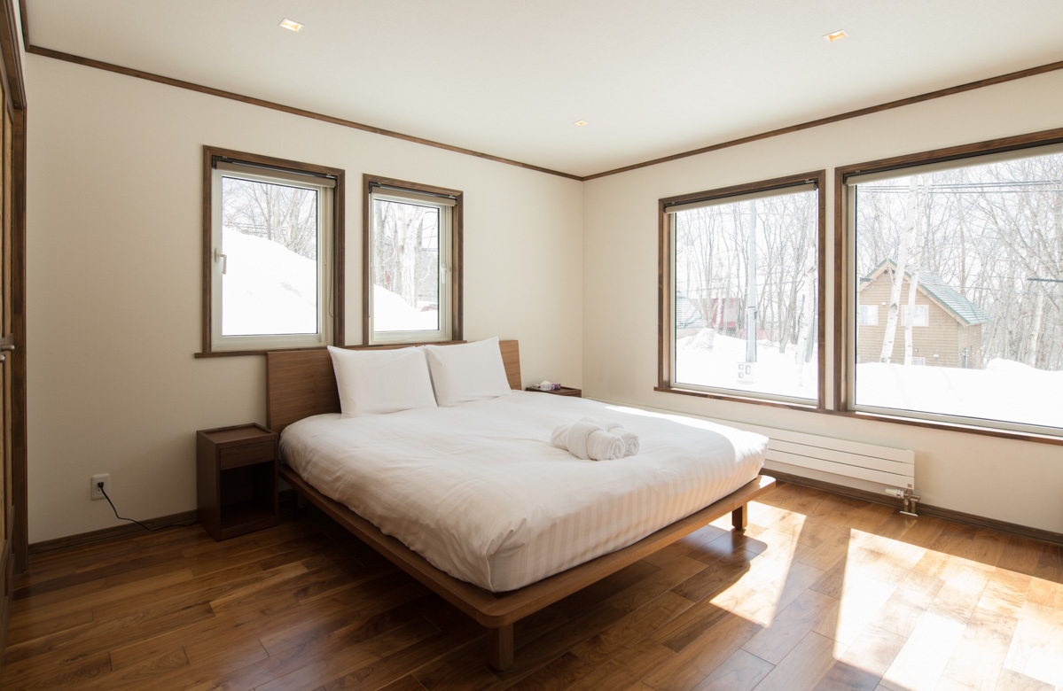 Moiwa Chalet - Accommodation - Taiga Niseko