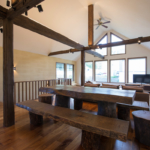 Moiwa House Dining Living