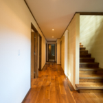 Moiwa House Hallway