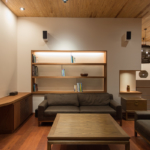 Sanraku Niseko Living Room