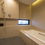 SETSU-IN Master Bathroom