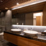 Soseki Master Bathroom