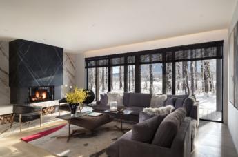 Keyaki Villa Living Room