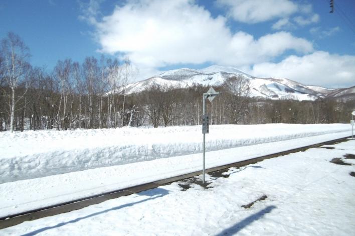 Hirafu Station Winter2
