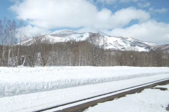 Hirafu Station Winter4