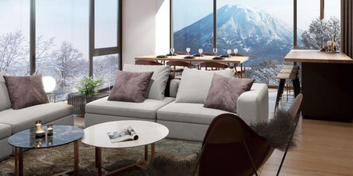 Yotei Living Room 03 Unit