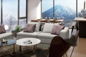 Yotei Living Room 03 Unit