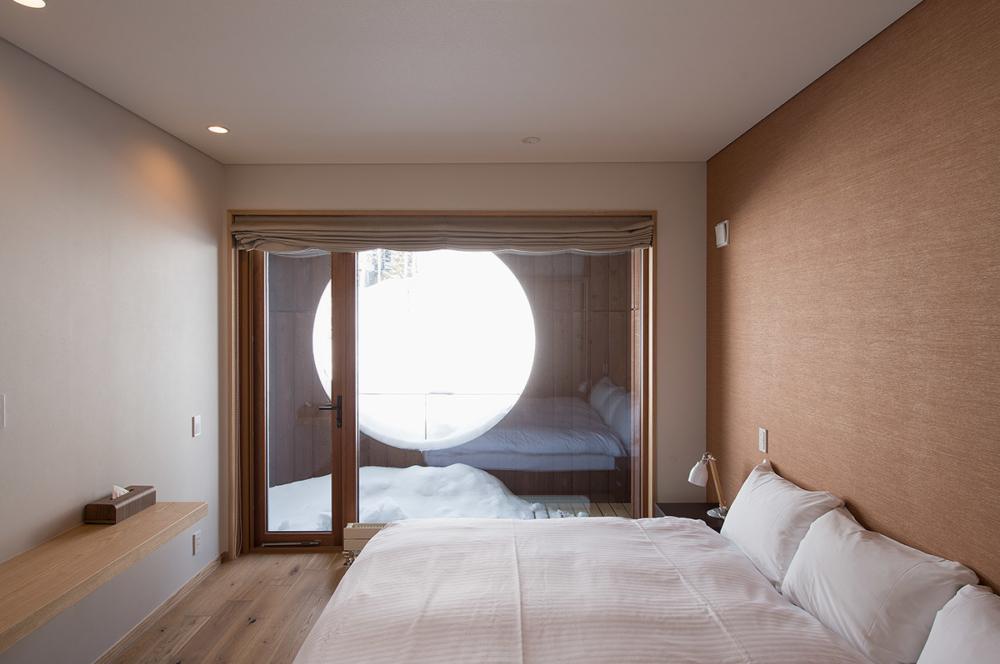 Kazahana Chalet Niseko Hirafu Bedroom5