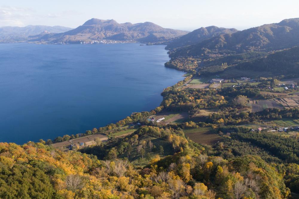Lake Toya View Land4