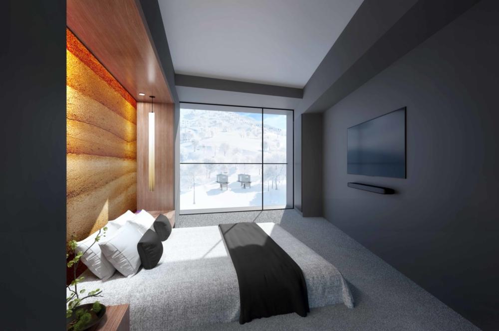 Matie Niseko 2 5 Bedroom West Corner Bedroom