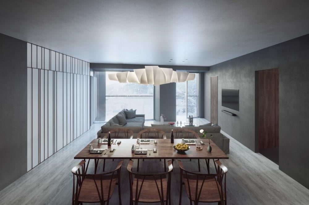Matie Niseko 2 5 Bedroom West Corner Living