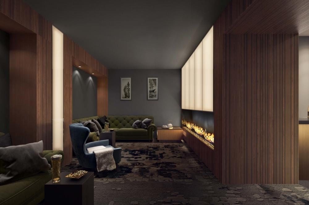 Matie Niseko Owners Lounge