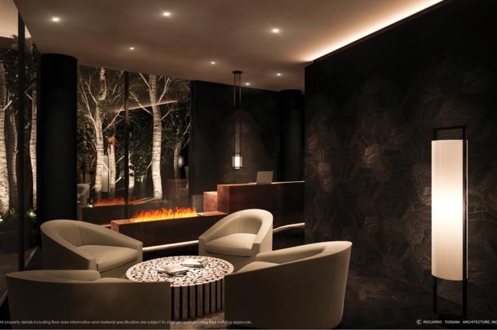 Tellus Niseko Lounge 1